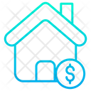 Dollar Home Dollar Home Icon