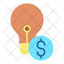 Dollar Idea Icon
