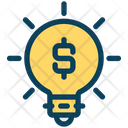 Dollar Idea Dollar Idea Icon