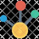 Dollar Network Cash Icon