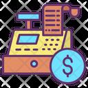 Dollar Invoice Icon
