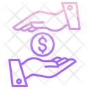 Msave Money Dollar Loan Loan Icon