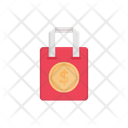 Dollar Lock Dollar Cost Icon