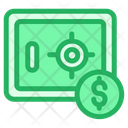 Dollar Locker Icon