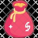 Money Bag Currency Sack Money Sack Icon