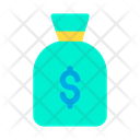 Dollar Money Bag Icon
