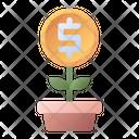 Dollar Note Icon
