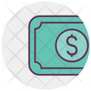 Dollar Note Money Icon