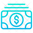Dollar Notes Icon