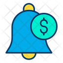Dollar Notification Money Notification Botification Icon