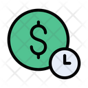 Dollar Payment Payment Time Dollar Icon