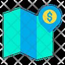 Dollar place Icon