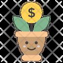 Dollar Plant Icon