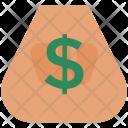 Dollar Pouch Icon