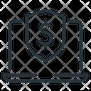 Dollar Protection Icon