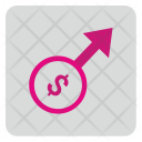 Dollar rate Icon
