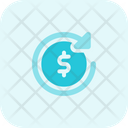 Dollar Refresh Icon