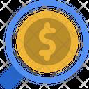 Balance Dollar Corporate Icon