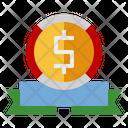 Dollar Reward Icon