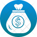 Dollar Sack Dollar Pouch Pouch Icon