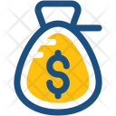 Dollar Sack Money Icon