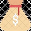Dollar Sack Money Sack Dollar Icon