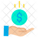 Dollar Save Icon