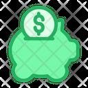 Dollar Savings Icon