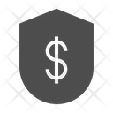 Dollar Security Money Security Safe Security Icon