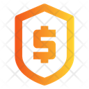 Dollar Security Dollar Shield Dollar Icon