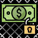Dollar Security Icon