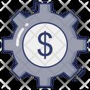 Cogwheel Configuration Settings Icon