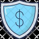 Shield Safe Lock Icon