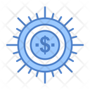 Dollar Spend Money Budget Icon