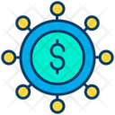 Dollar Spending Money Insights Moneyflow Icon