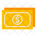 Dollar Stacks Pile Of Dollars Coin Collection Icon