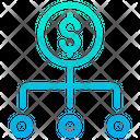 Dollar Strategy Icon