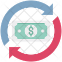 Dollar Synchronization Icon