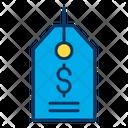 Dollar Tag Dollar Price Tag Price Tag Icon