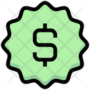 Dollar Tag Dollar Label Dollar Icon