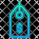 Tag Dollar Offer Tag Icon