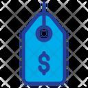 Dollar  Tag Icon