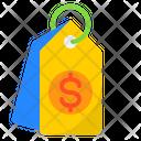 Dollar Tga Money Tag Price Tag Icon