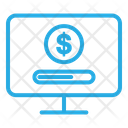 Dollar Trading Icon