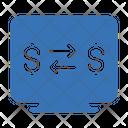 Dollar Transfer Icon