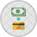 Dollar Usd Credit Icon