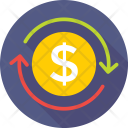 Dollar Value Currency Icon