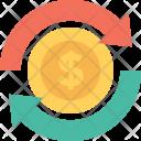 Dollar value Icon