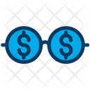 Dollar Eye Finance Icon