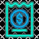 Dollar Coupon Discount Icon